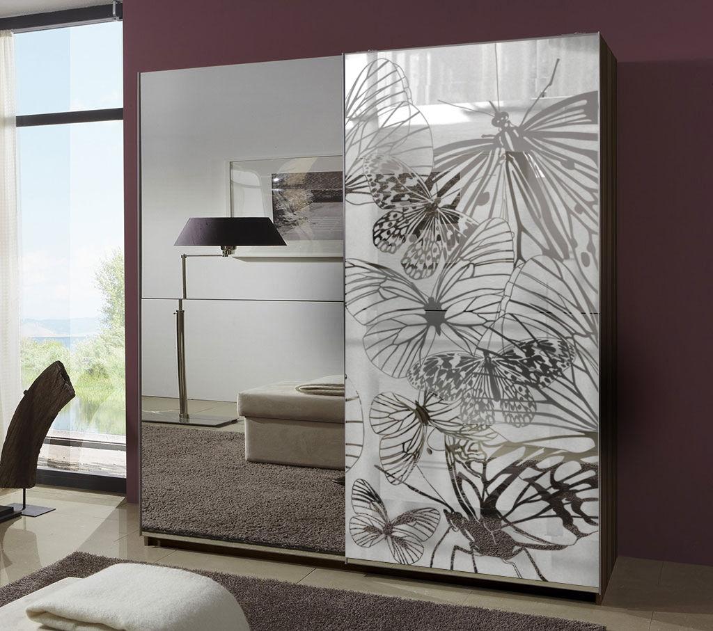 фото рисунки на шкафах купе фото 2 двери