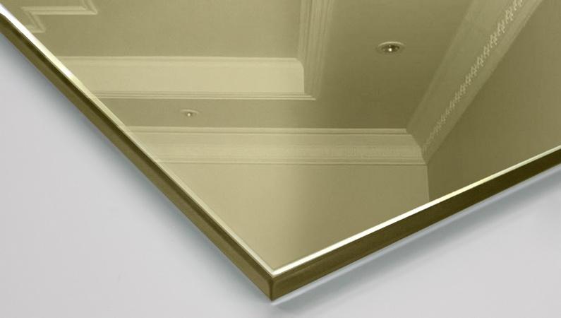 Зеркало декоративное Bronze (бронза)